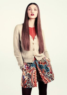 H&M – LOOKBOOK NA JESIEŃ I ZIMĘ 2011/12