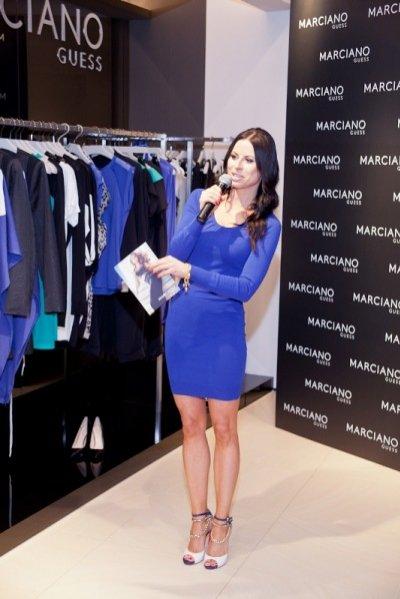 Anna Pawlik, PR and marketing manager Marciano Guess Polska