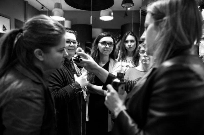 1. Kobiece inspiracje w showroomie Malabelle - relacja