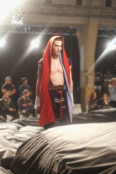 M.Knopik-Skibińska wiosna lato 2013 strefa OFF Fashion Week Poland