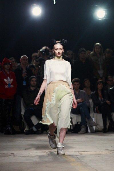 Fashion Week Poland 2012 - pokaz kolekcji Ima Mad