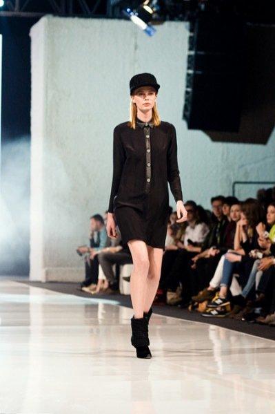 Fashion Week Poland 2012 - pokaz kolekcji Tomaotomo na sezon jesień zima 2012