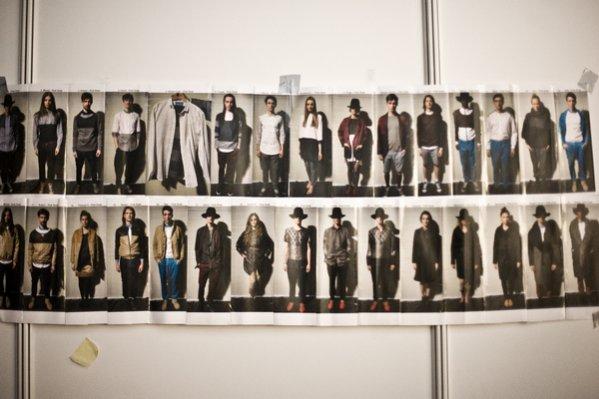 Fashion Week Poland 2012 - pokaz kolekcji Piotra Drzała na sezon jesień zima 2012
