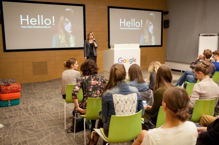 1. Spotkanie Geek Goes Chic