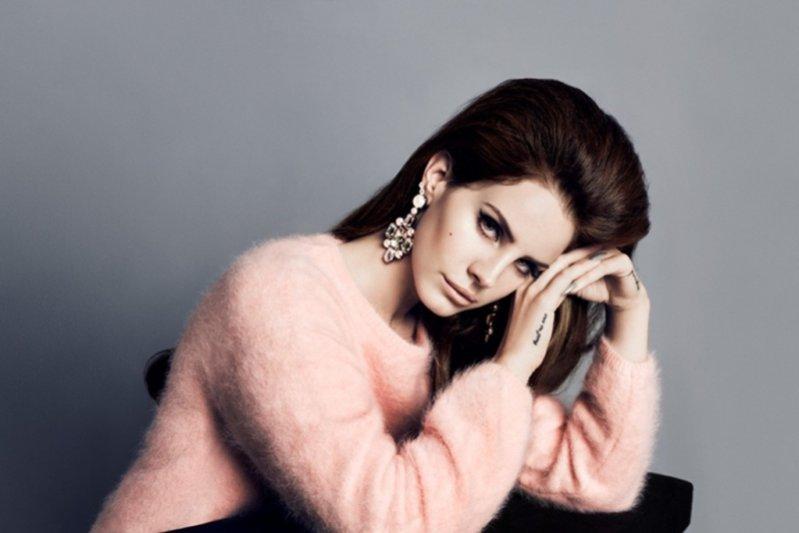 Lana Del Rey w jesiennej kampanii H&M