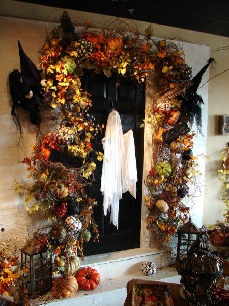 1. Inspiracje na urządzenie wnętrza w czasie Halloween