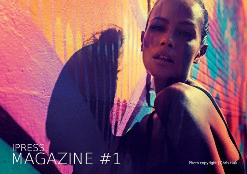 Pierwsze wydanie IPRESS MAGAZINE – nowego magazynu na polskim rynku