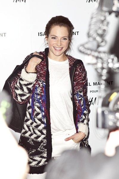 Gwiazdy na przedpremierowej prezentacji kolekcji Isabel Marant dla H&M