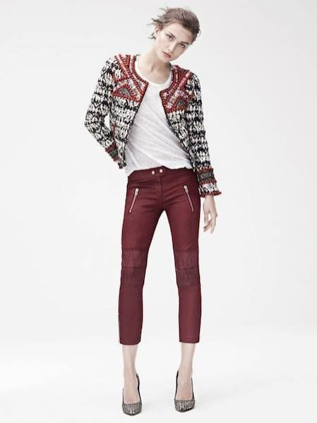 Zwiastun kolekcji Isabel Marant dla H&M