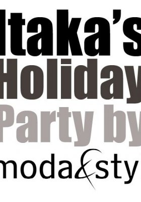 ITAKA'S HOLIDAY PARTY BY MODA&STYL
