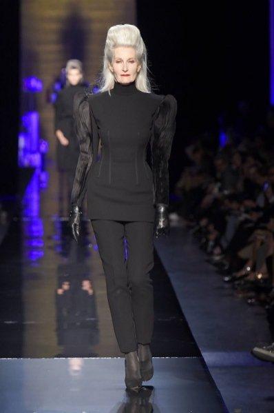 1. Jean Paul Gaultier - kolekcja haute couture jesień zima 2014/2015