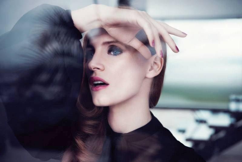 Jessica Chastain w nowej odsłonie kampanii zapachu YSL Manifesto