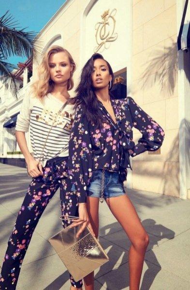 1. Lookbook Juicy Couture wiosna 2014