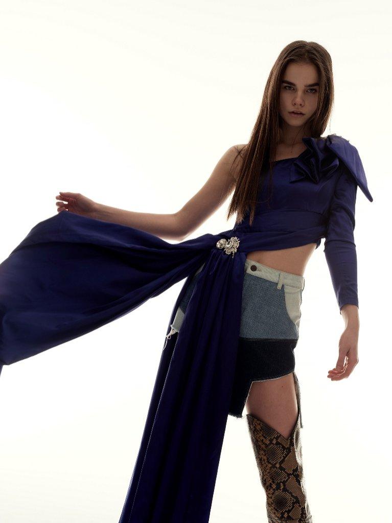 Julia Kaźmierczak - nowe odkrycie agencji United for Models