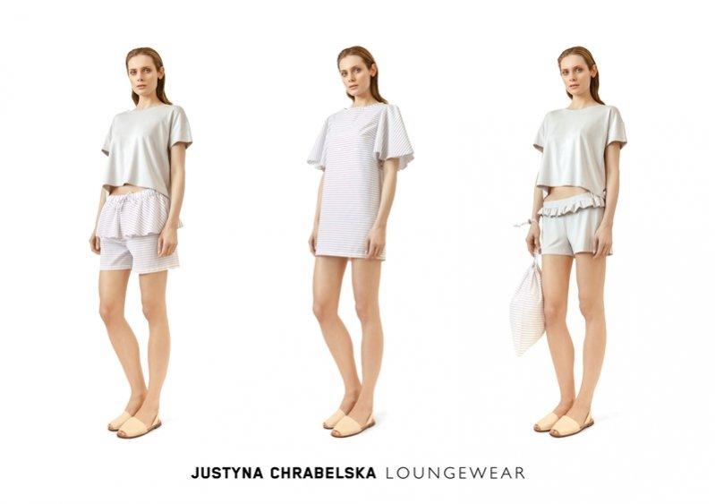 Justyna Chrabelska - kolekcja Loungewear
