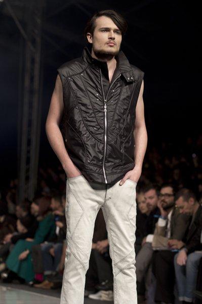 1. Kamil Sobczyk - kolekcja wiosna lato 2014