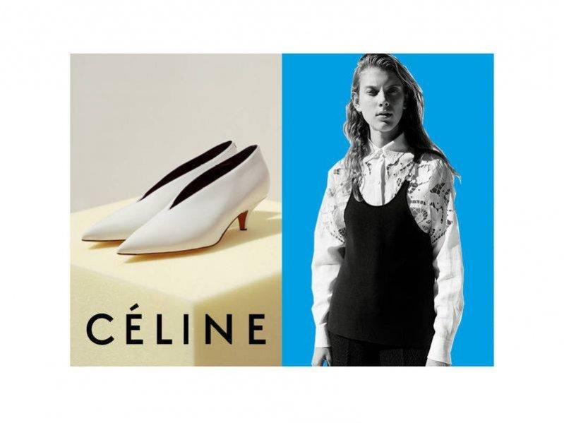 1. Kampania Céline na sezon pre-fall 2015