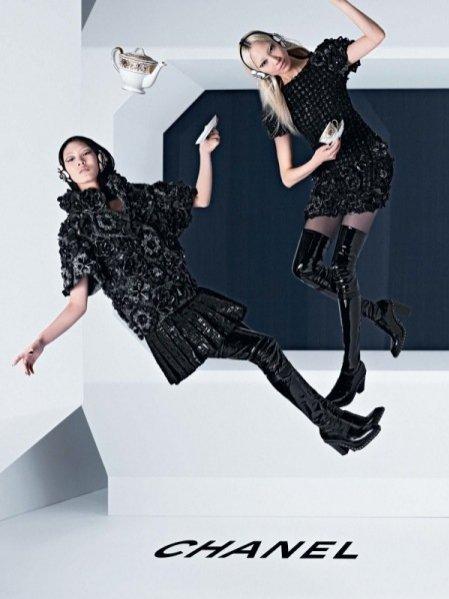 kampania Chanel jesień zima 2013/14