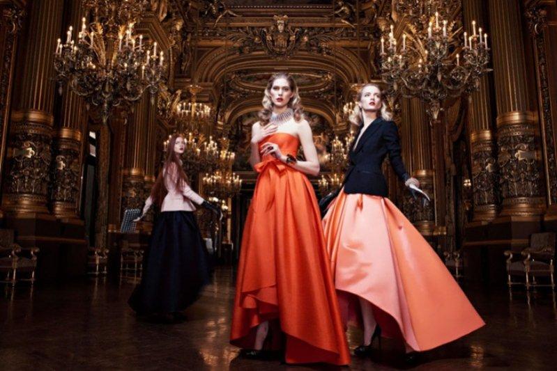 kampania Dior ready-to-wear jesień zima 2013/14