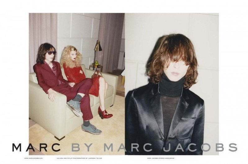 Kampania Marc for Marc Jacobs - jesień 2013