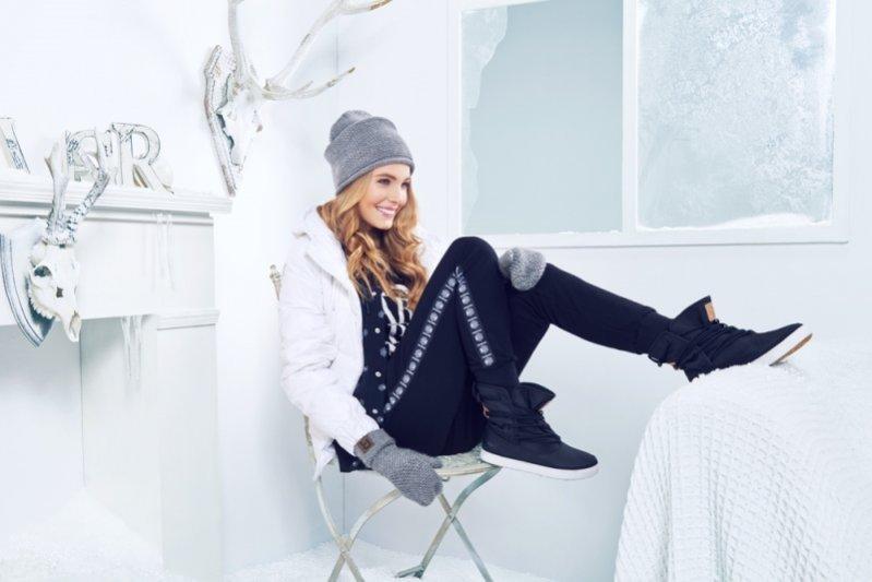 1. Kampania Reebok Classic zima 2013