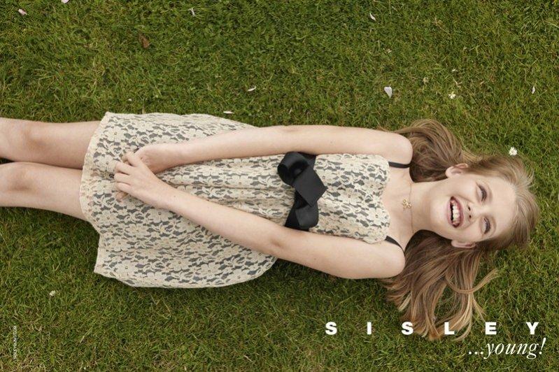 Kolekcja Sisley Young wiosna lato 2013