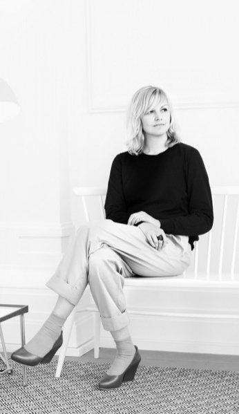 Karin Gustafsson - główna projektantka damskiej linii marki COS