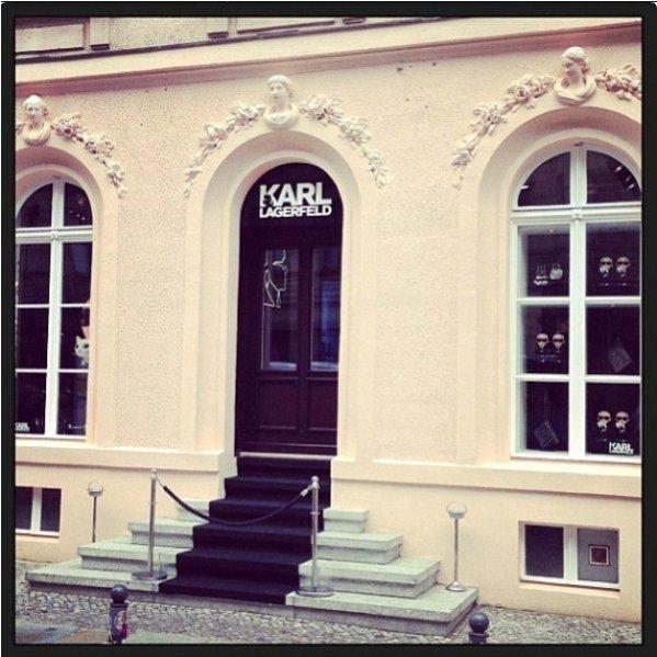 Tokidoki x Karl Lagerfeld - butik w Berlinie