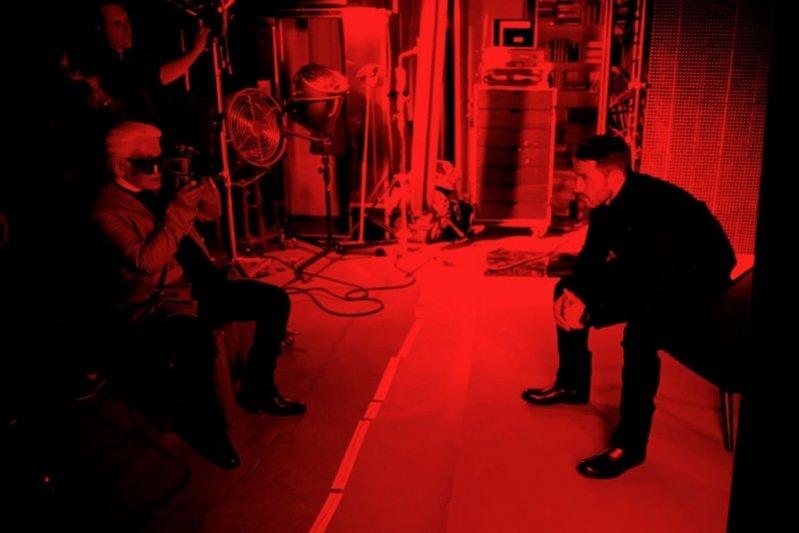 Ochroniarz gwiazdą najnowszej kampanii Karl Lagerfeld