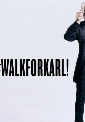 #WALKFORKARL - CASTING NA MODELKĘ KARLA LAGERFELDA
