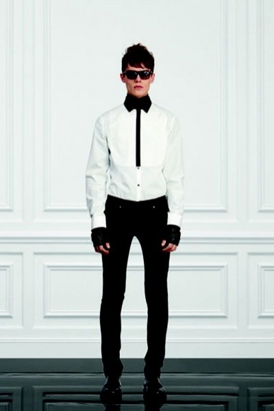 Męska kolekcja Karla Lagerfelda dla Louis Via Roma