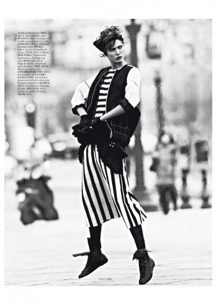 Karlie Kloss Vogue Paris marzec 2013
