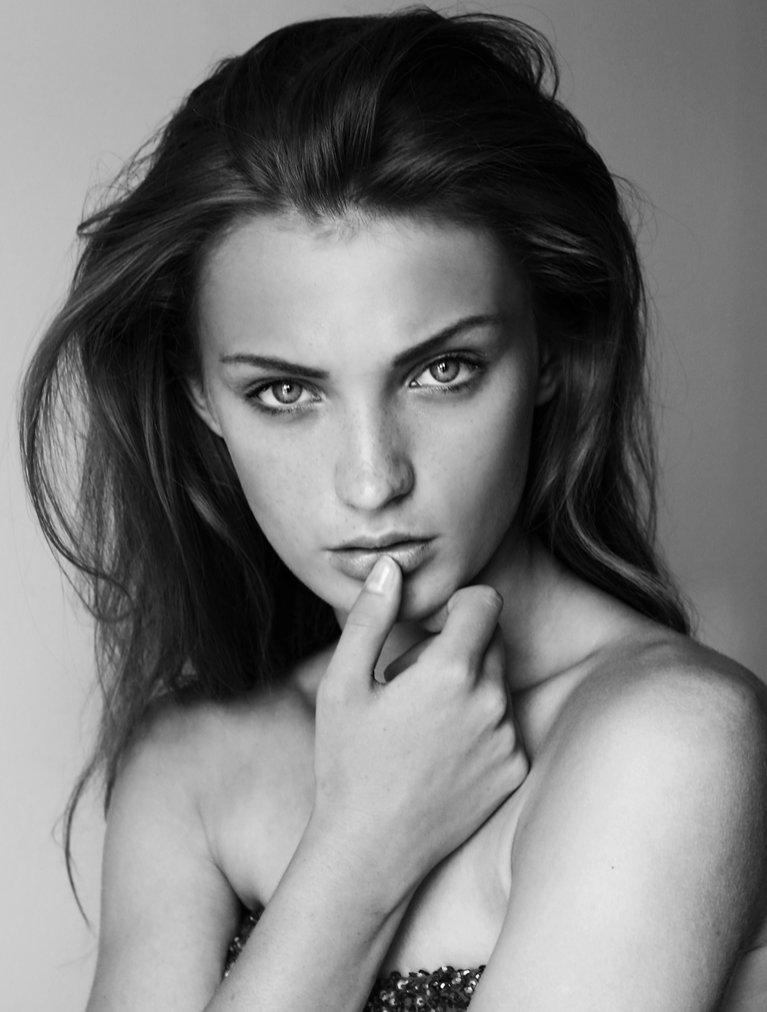 Kasia Łysikowska - podopieczna agencji United for Models