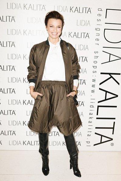 1. Fashion Police - Kasia Sokołowska/otwarcie showroomu marki Lidia Kalita