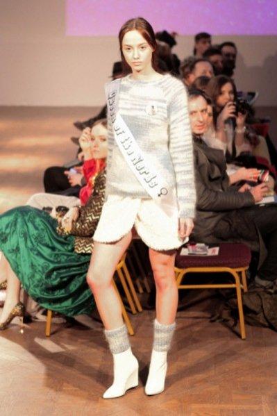 Fashion Week Poland kwiecień 2013 - pokaz kolekcji Katarzyny Góreckiej jesień zima 2013/14
