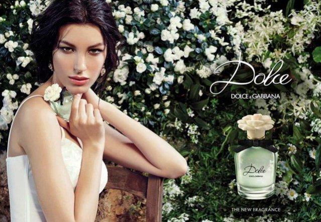 Zapach Dolce&Gabbana na wiosnę lato 2014 - Dolce 50ml/90$, 75ml/112$