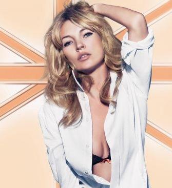 Kate Moss w kampanii Wake Me Up!