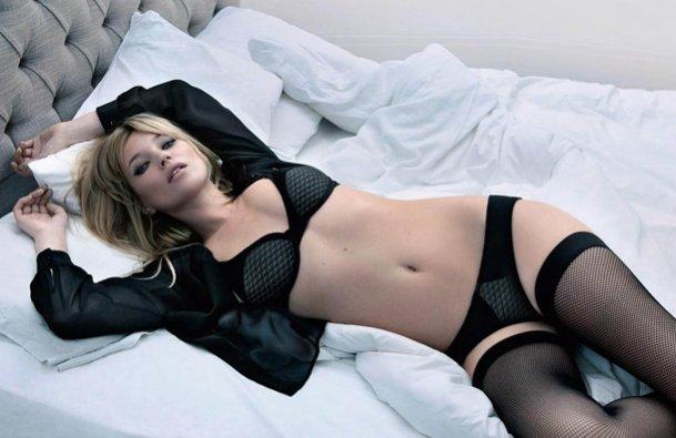 Kate Moss w kampanii Valisere jesień zima 2011