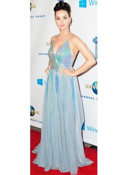 1. Katy Perry - zoom na styl