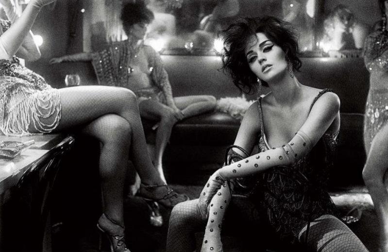 Katy Perry w magazynie Interview Marzec 2012