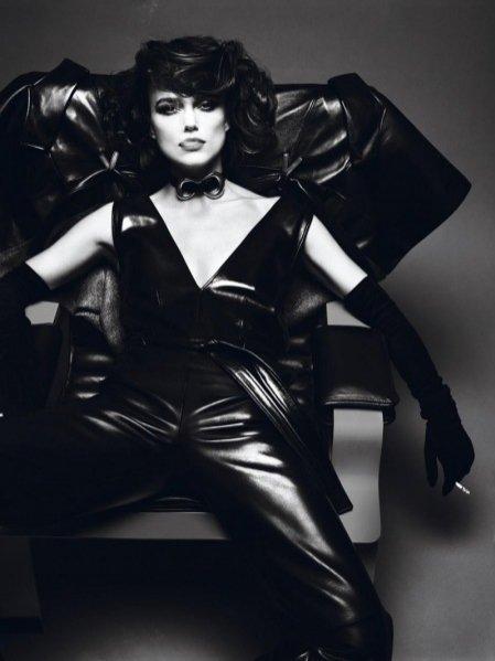 Keira Knightley w Interview Magazine
