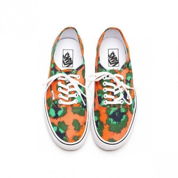 kolekcja Vans x Kenzo wiosna lato 2013