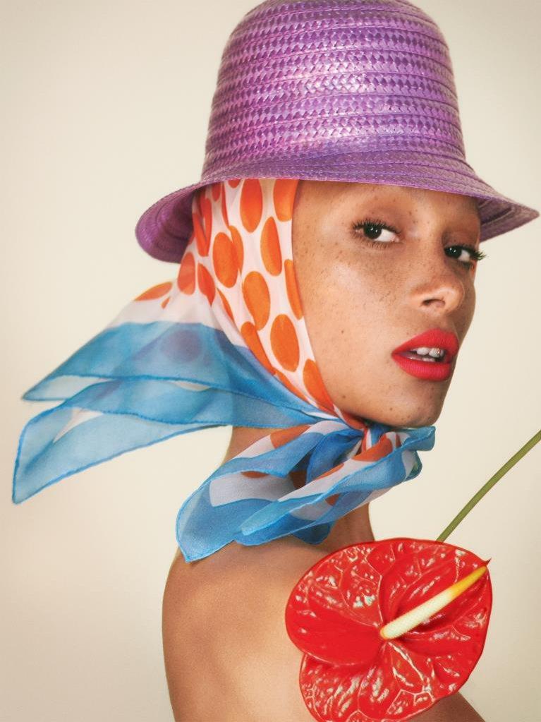 Adwoa Aboah twarzą Marc Jacobs Beauty