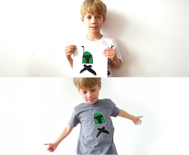 T-Me Kit zestaw małego artysty