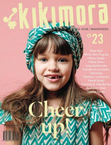 Okładka najnowszego numeru magazynu KIKIMORA