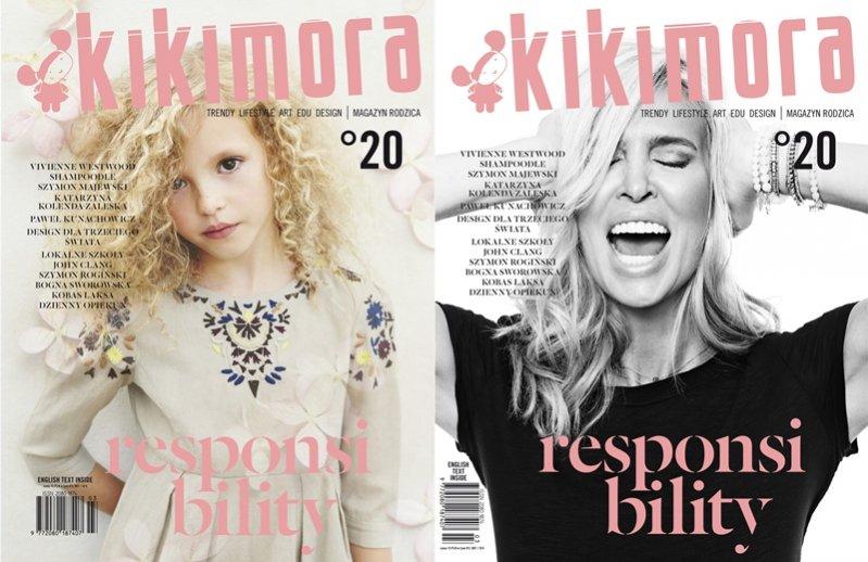 Okładki magazynu Kikimora #20
