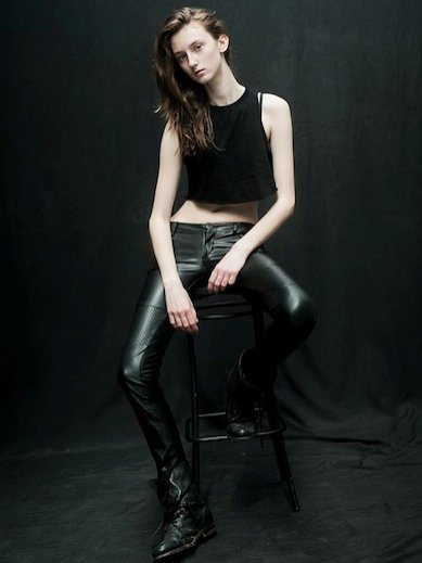 Klementyna Dmowska - nowa twarz D'vision no.2
