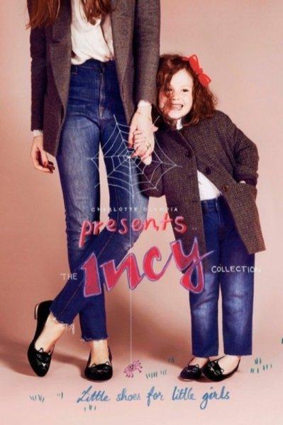 kolekcja obuwia Charlotte Olympia dla dzieci - Incy