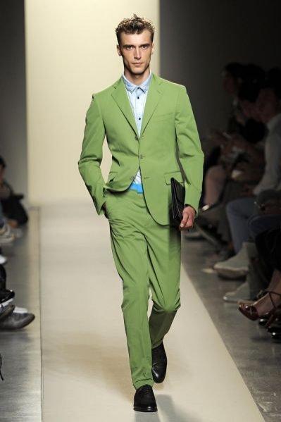 Trendy wiosna lato 2012 - pokaz kolekcji Bottega Veneta