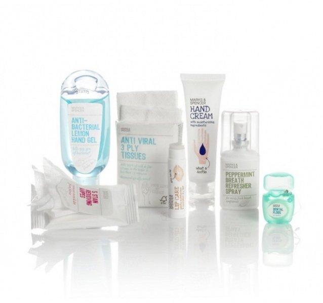 Mini kosmetyki od Marks&Spencer